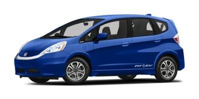 2014 Honda Fit EV  Electric Motor Front Wheel Drive Power Steering ABS Front DiscRear Drum Bra