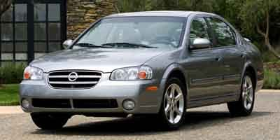 2003 Nissan Maxima GLE Front Wheel Drive Tires - Front Performance Tires - Rear Performance Alum