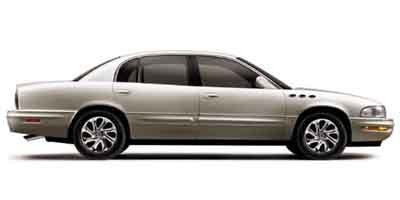 2004 Buick Park Avenue  Front Wheel Drive Tires - Front All-Season Tires - Rear All-Season Alumi