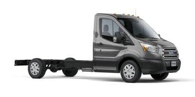 2016 Ford Transit Cutaway T-350 156WB 9950 GVWR DRW