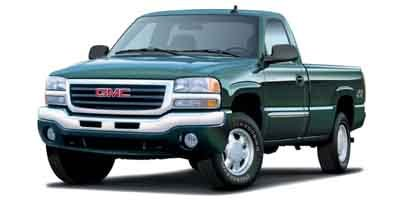 2003 GMC Sierra 2500HD  Rear Wheel Drive Tires - Front All-Season Tires - Rear All-Season Conven