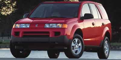 2004 Saturn VUE V6 Traction Control Front Wheel Drive Tires - Front All-Season Tires - Rear All-