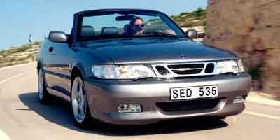 2003 Saab 9-3 SE Turbocharged High Output Traction Control Front Wheel Drive Tires - Front Perf