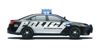 2015 Ford Sedan Police Interceptor PLCE