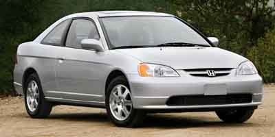 2003 Honda Civic Coupe EX