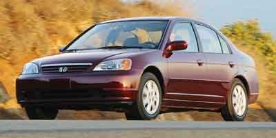 2003 Honda Civic Sedan EX