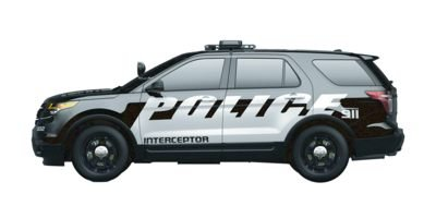2015 Ford Utility Police Interceptor PLC
