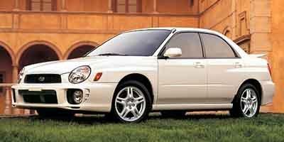 2003 Subaru Impreza Sedan RS