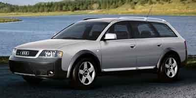 2003 Audi allroad 5DR AVT QTR ATT Turbocharged All Wheel Drive Traction Control Air Suspension