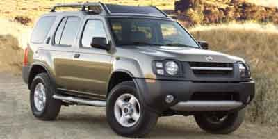 2003 Nissan Xterra XE Four Wheel Drive Tires - Front All-Season Tires - Rear All-Season Aluminum