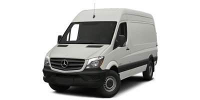 2016 Mercedes Sprinter Cargo Vans RWD 2500 144 Turbocharged Rear Wheel Drive Power Steering ABS
