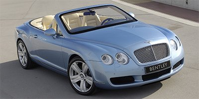 2007 Bentley Continental GT  Turbocharged Traction Control Stability Control All Wheel Drive Ai