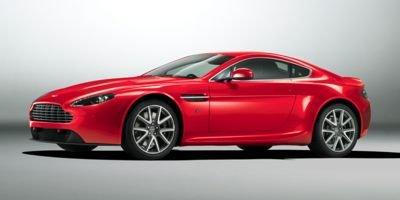 2014 Aston Martin V8 Vantage 2dr Coupe