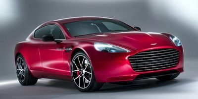 2014 Aston Martin Rapide S 4dr Sedan Automatic