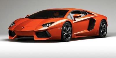 2014 Lamborghini Aventador 2dr Cpe