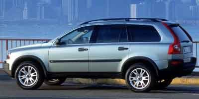 2003 Volvo XC90 29L Twin Turbo Turbocharged Traction Control Stability Control All Wheel Drive