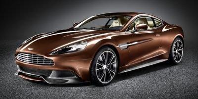 2014 Aston Martin Vanquish  2dr Car