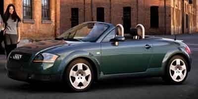 2003 Audi TT 1.8T Roadster