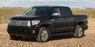 2014 Toyota Tundra Platinum 4WD Crewmax 146″ 5.7L Platinum Regular Unleaded V-8 5.7 L/346 [0]