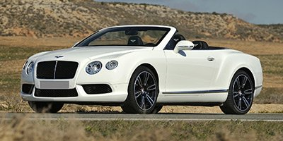 2013 Bentley Continental GT V8 2dr Convertible