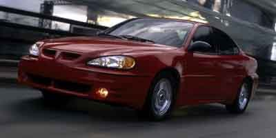 2003 Pontiac Grand Am GT1 Traction Control Front Wheel Drive Tires - Front Performance Tires - R