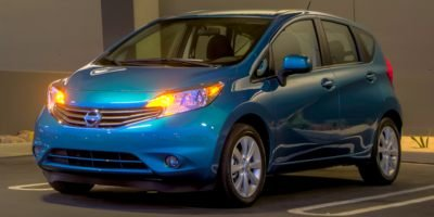 2014 Nissan Versa Note  Regular Unleaded I-4 1.6 L/98 [0]