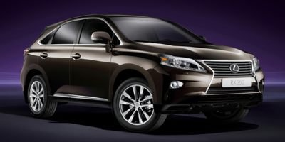 2014 Lexus RX 350 BASE AWD 4dr Regular Unleaded V-6 3.5 L/211 [3]