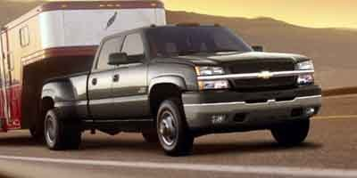 2004 Chevrolet Silverado 3500  Four Wheel Drive Tow Hooks Dual Rear Wheels Tires - Front All-Sea