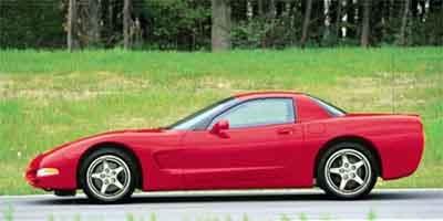2000 Chevrolet Corvette  LockingLimited Slip Differential Rear Wheel Drive Traction Control Tir