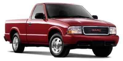 2003 GMC Sonoma SL Rear Wheel Drive Tires - Front All-Season Tires - Rear All-Season Temporary S