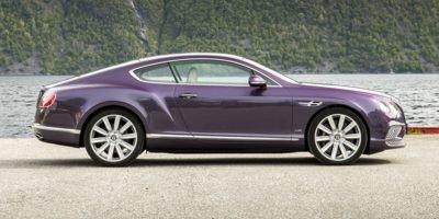 2016 Bentley Continental GT W12