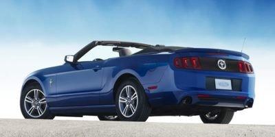 2014 Ford Mustang V6 Premium 2dr Conv V6 Premium Regular Unleaded V-6 3.7 L/228 [0]
