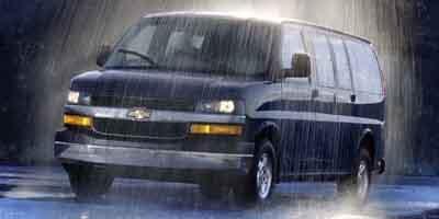 2004 Chevrolet Express Passenger Base Rear Wheel Drive Tires - Front All-Season Tires - Rear All-