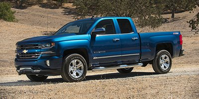 2018 Chevrolet Silverado 1500 Custom 4WD Double Cab 143.5″ Custom Gas V8 5.3L/325 [2]