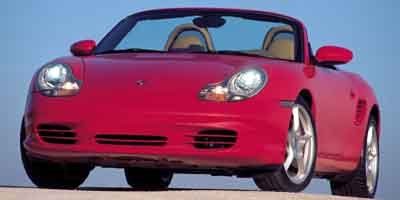 2003 Porsche Boxster S BOSE HIGH END SOUND PKG  -inc 6 channel amp wequalization  Bose Two-State