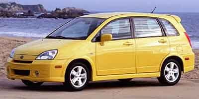 2003 Suzuki Aerio SX Front Wheel Drive Tires - Front Performance Tires - Rear Performance Alumin