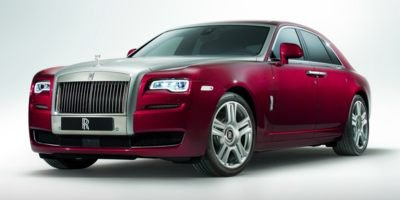 2016 Rolls-Royce Ghost 4dr Sedan