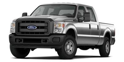 2014 Ford Super Duty F-350 SRW  Intercooled Turbo Diesel V-8 6.7 L/406 [1]