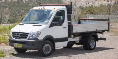 """2016 Mercedes-Benz Sprinter Chassis-Cabs Base 2WD Reg Cab 170"""" WB Intercooled Turbo Diesel V-6 3.0 L/182"""