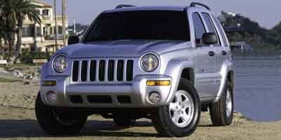 2003 Jeep Liberty Limited Four Wheel Drive Tires - Front All-Season Tires - Rear All-Season Conv