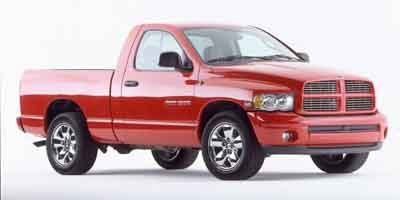 2003 Dodge Ram 1500 ST Rear Wheel Drive Tires - Front All-Season Tires - Rear All-Season Convent
