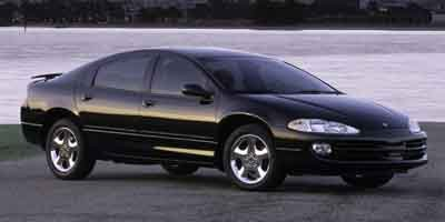 2004 Dodge Intrepid SE Front Wheel Drive Tires - Front All-Season Tires - Rear All-Season Tempor