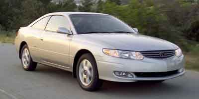 2003 Toyota Camry Solara SE Front Wheel Drive Tires - Front All-Season Tires - Rear All-Season C