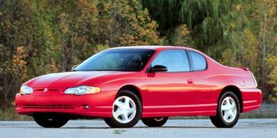 2000 Chevrolet Monte Carlo SS Front Wheel Drive Tires - Front All-Season Tires - Rear All-Season
