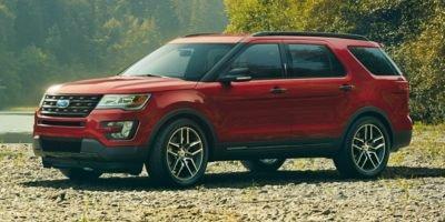 2017 Ford Explorer XLT Sport Utility