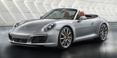 2017 Porsche 911 Carrera S ESPRESSO  NATURAL LEATHER SEAT TRIM Turbocharged Rear Wheel Drive Act