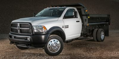 2017 Ram 3500 Chassis Cab  Four Wheel Drive Power Steering ABS 4-Wheel Disc Brakes LockingLimi