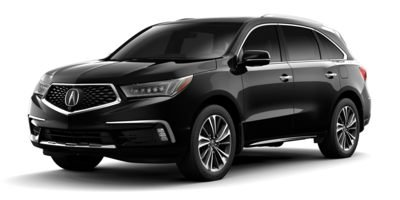 2017 Acura MDX Elite Pkg SH-AWD 4dr Elite Pkg Premium Unleaded V-6 3.5 L/212 [1]
