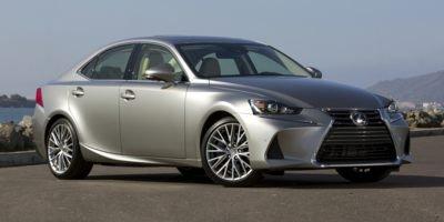 2017 Lexus IS IS Turbo F Sport BLIND SPOT MONITOR WREAR CROSS TRAFFIC ALERT  -inc lane change ass