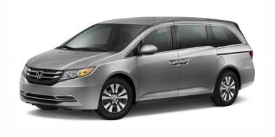 2017 Honda Odyssey at South Hills Honda